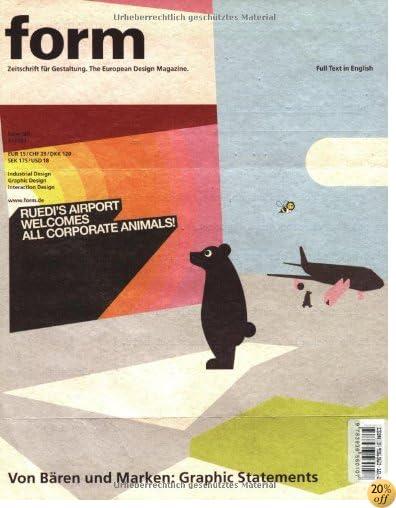 form, Issue 189 (Zeitschrift Form)