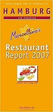 Marcellino's Restaurant Report : Hamburg und…