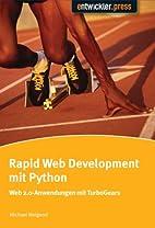 Rapid Web Development mit Python:…