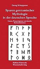 Spuren germanischer Mythologie in der…