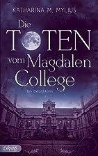 Die Toten vom Magdalen College: Ein…
