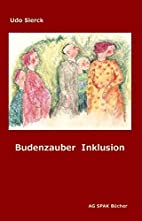 Budenzauber Inklusion by Udo Sierck