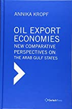 Oil export economies : new comparative…