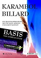 Karambol Billard Basis