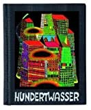 Friedensreich Hundertwasser: Hundertwasser Pocket Art 2012 (Skyscrapers)