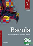 Bacula by Philipp Storz