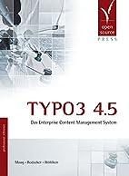 TYPO3 4.5 das Enterprise Content Management…