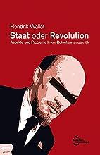 Staat oder Revolution: Aspekte und Probleme…