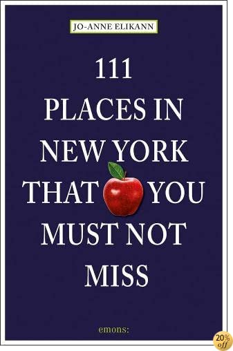 T111 Places in New York That You Must Not Miss