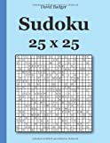 Badger, David: Sudoku 25 x 25 (German Edition)