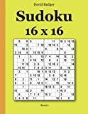 Badger, David: Sudoku 16 x 16 Band 2 (German Edition)