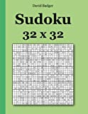 Badger, David: Sudoku 32 x 32 (German Edition)