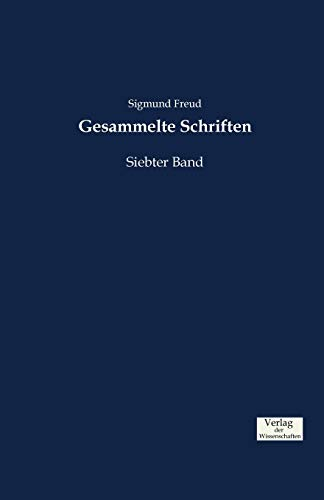 gesammelte-schriften-siebter-band-volume-7-german-edition
