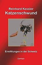 Katzenschwund: Ermittlungen in der Schweiz…