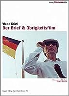 Der Brief / Obrigkeitsfilm [2 DVDs] by Vlado…