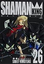 Shaman King Kanzenban 26 by Hiroyuki Takei