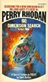 Kurt Mahr: Dimension Search (Perry Rhodan #60)