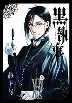 Black Butler, Vol. 15 by Yana Toboso