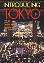 Introducing Tokyo by Donald Richie