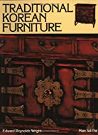 Traditional Korean Furniture by Man Sill Pai