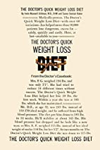 The Doctor's Quick Weight Loss Diet by…