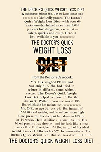 the-doctors-quick-weight-loss-diet