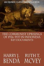 The Communist Uprisings of 1926-1927 in…