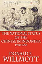 The National Status of the Chinese in…