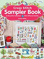 Cross Stitch Sampler Book: 15 Beautiful…
