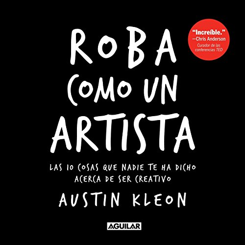 roba-como-un-artista-spanish-edition