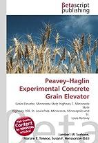 Peavey?Haglin Experimental Concrete Grain…