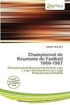 Championnat de Roumanie de Football…