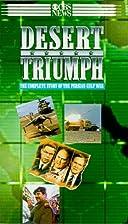 Desert Triumph [VHS] by Desert…