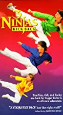 VIDEO 3 NINJAS KICK BACK - VHS- RATED PG by…