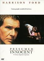 Presumed Innocent [1990 film] by Alan J.…