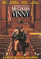 My Cousin Vinny [1992 film] by Jonathan Lynn