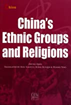 China's Ethnic Groups and Religions by…