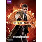 "Up to 56% Off Single Seasons of ""Doctor Who"