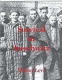 Levi, Primo: Survival in Auschwitz