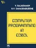 Computer programming in Cobol by V. Rajaram