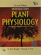 Introductory Plant Physiology by Glen Ray…