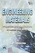 Engineering Materials—Properties and…