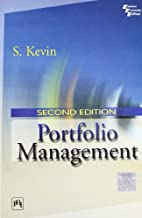 Portfolio Management by S. Kevin