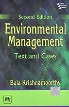 Environmental Management by Bala…