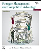 Strategic Management and Competitive…