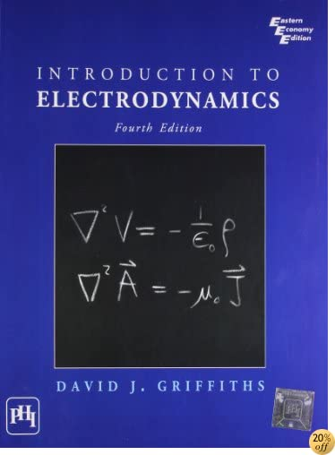 TIntroduction to Electrodynamics (January 1, 2012)