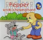Pepper Lends A Helping Hand by n/a