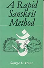 A Rapid Sanskrit Method by G.L. Hart