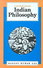 Contemporary Indian Philosophy by Basant…