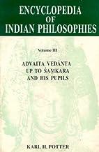 Encyclopedia of Indian Philosophies. Vol. 3,…